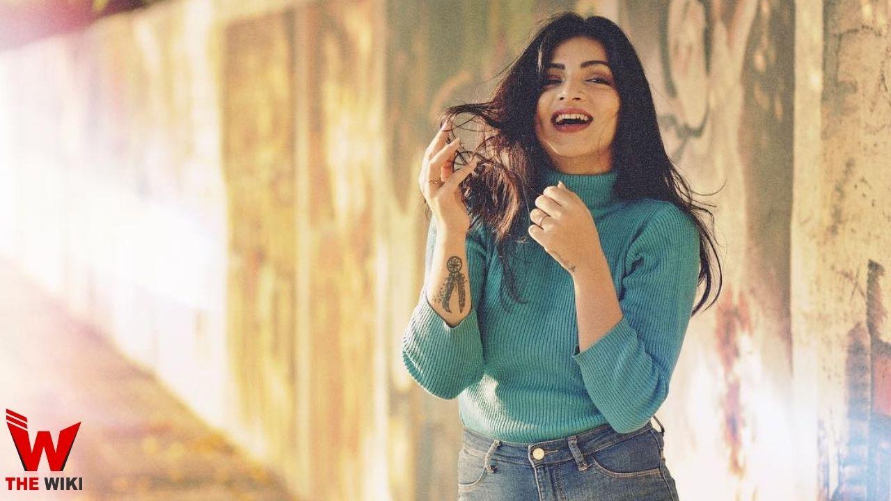 Shivani Jha (Actress)