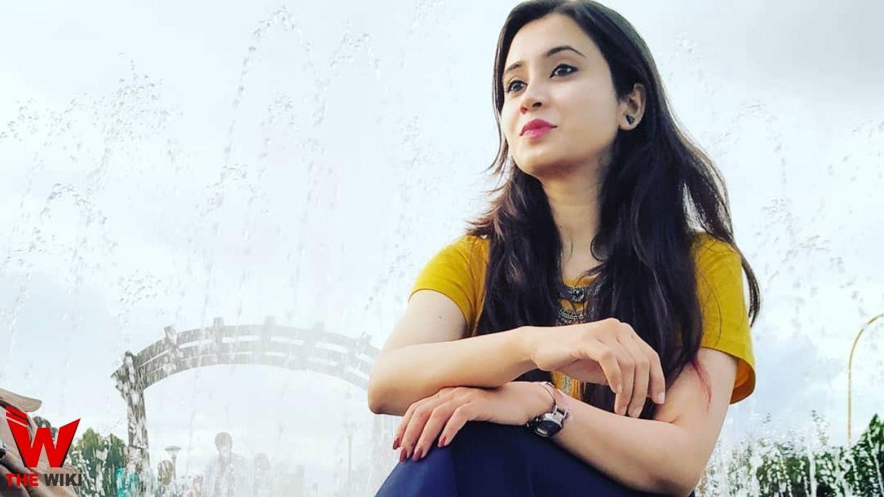 Smita Sharan (Actress)