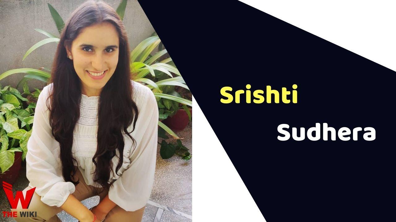Srishti Sudhera (MTV Roadies)