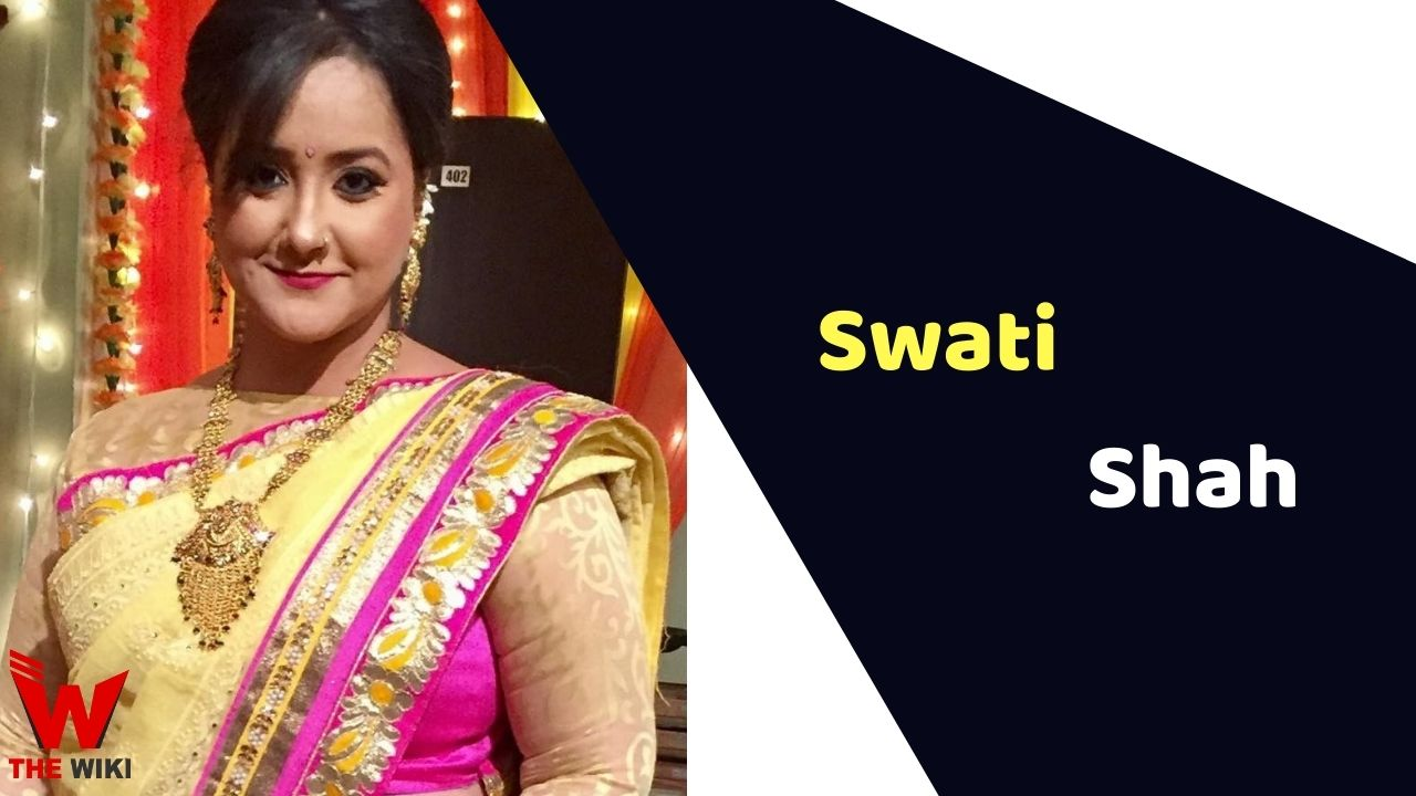 Swati Shah (Actress)