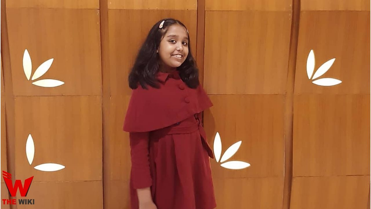 Aavya Saxena (Taare Zameen Par)