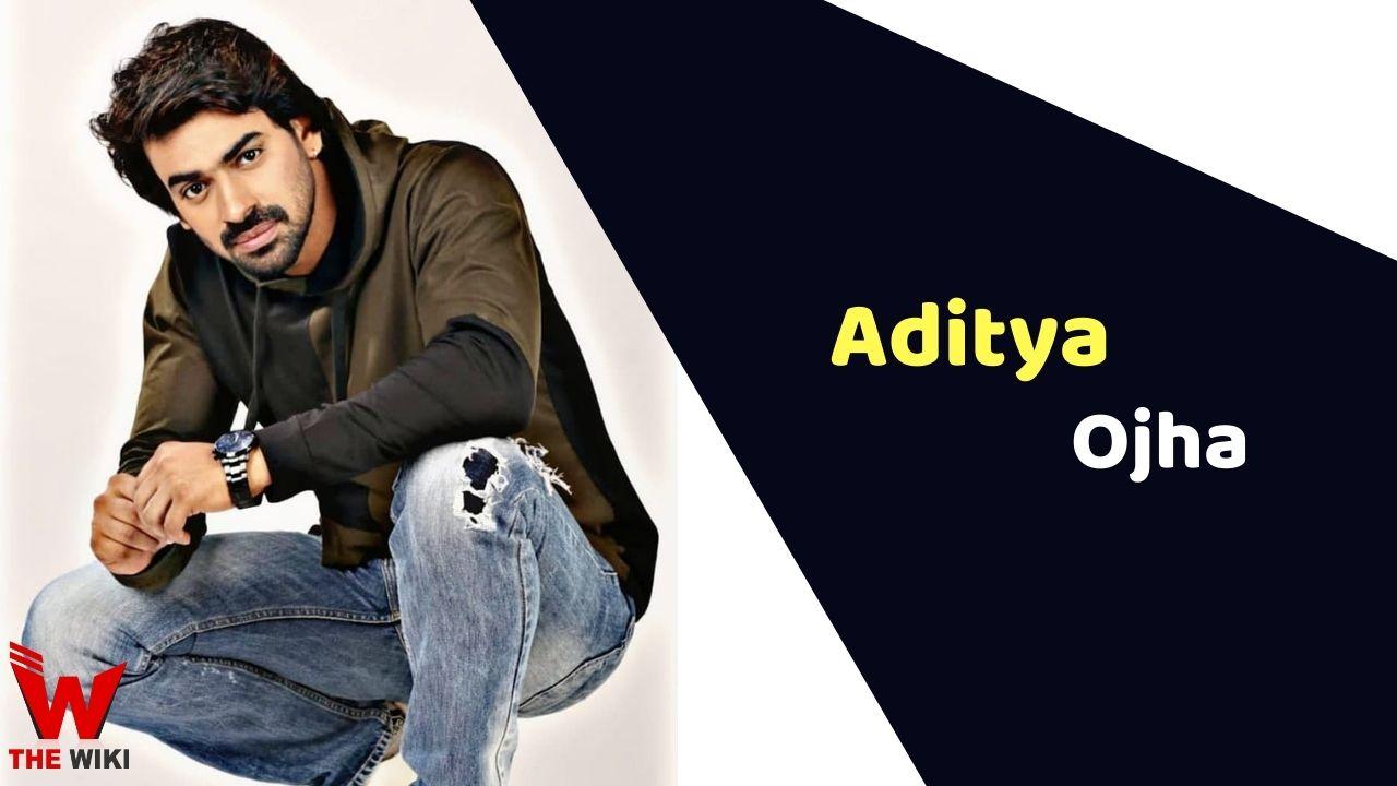 Aditya Ojha (Actor)