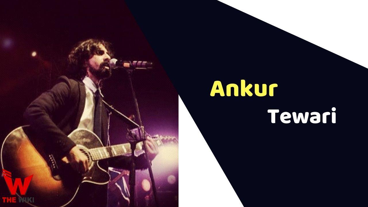 Ankur Tewari (Musician)