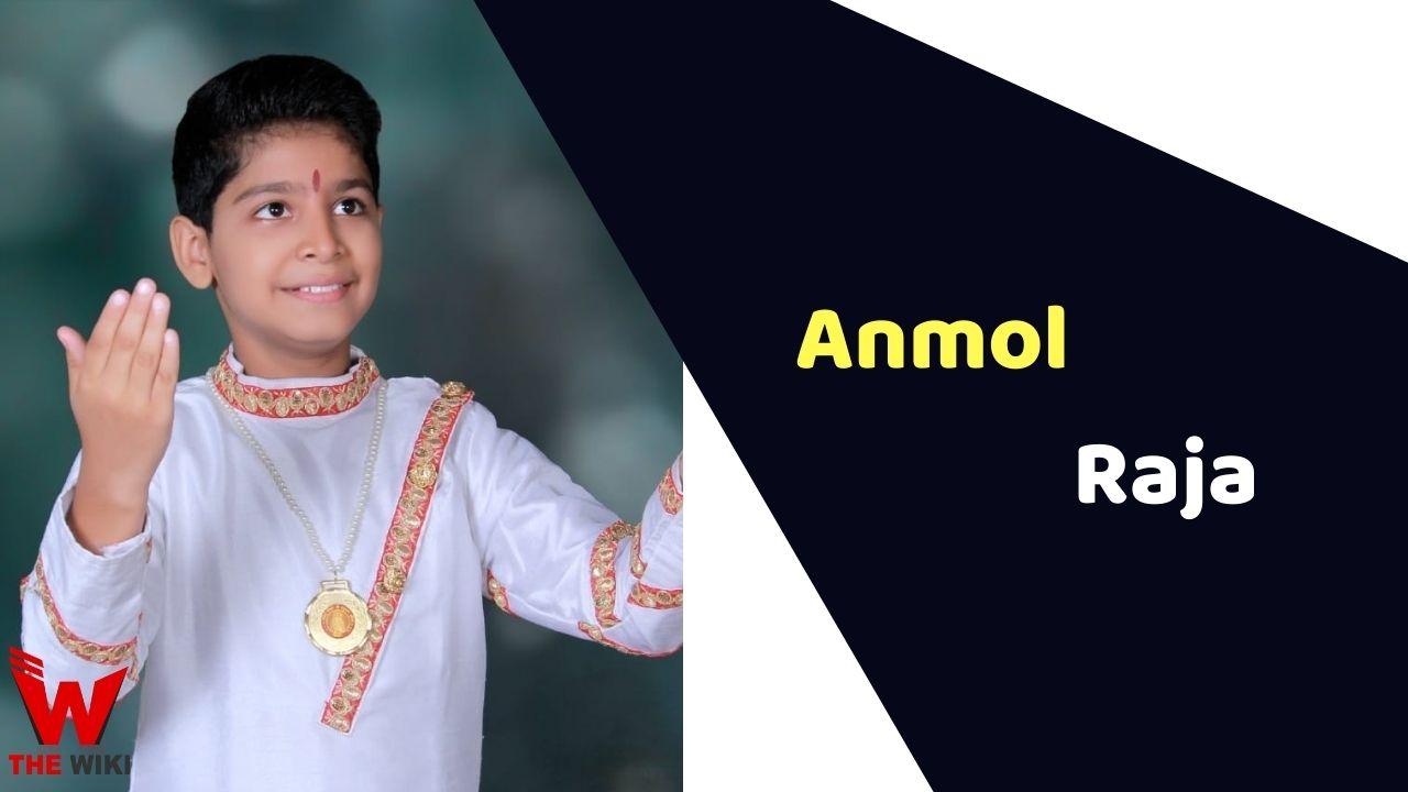 Anmol Raja (Taare Zameen Par)