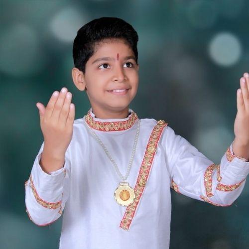 Bhavya Arora (Aka Anmol Raja)