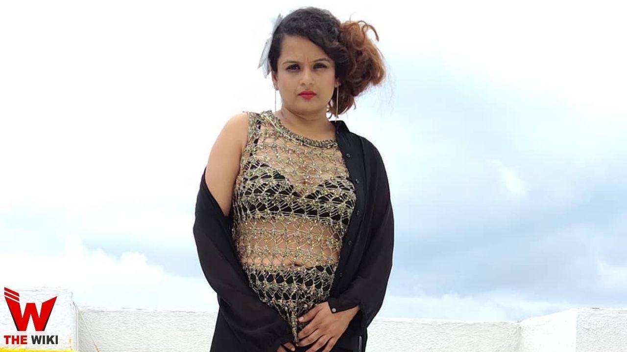 Dhruvee Haldankar (Actress)