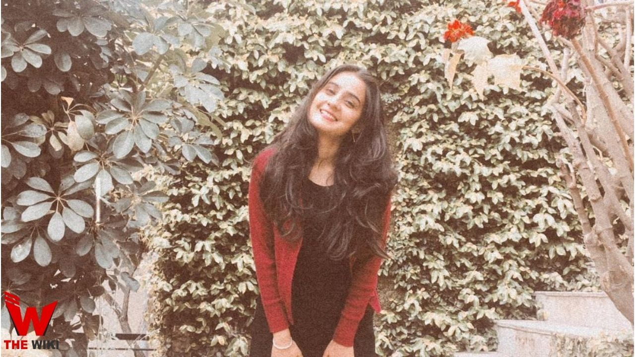 Ishani Sharma (Actress)