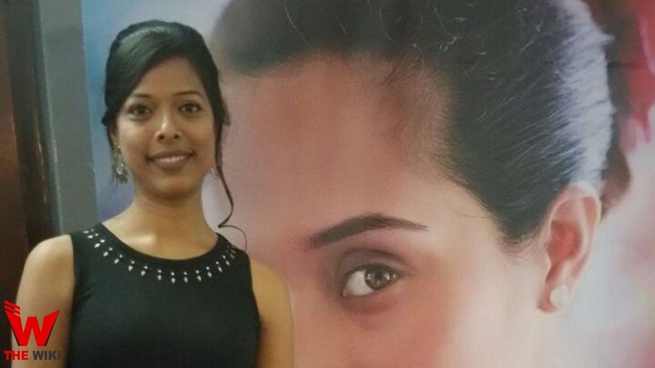 Kiran Khoje (Actress)