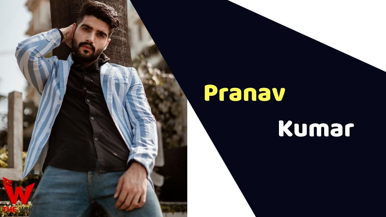 Pranav Kumar (Actor)