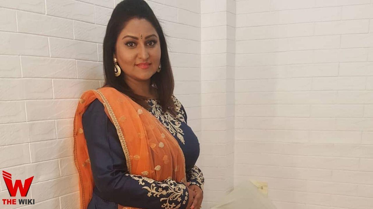 Sanjana Phadke (Actress)