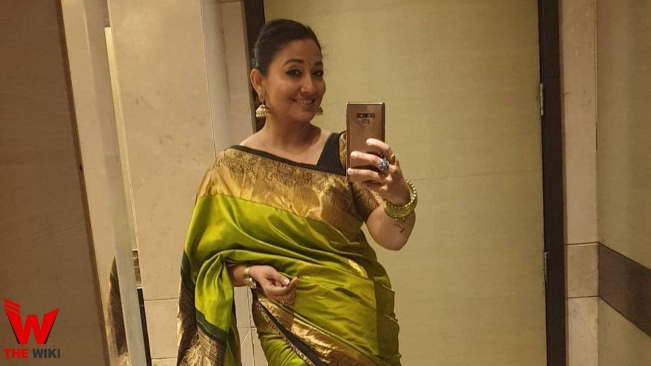 Shruti Panwar (Actress)