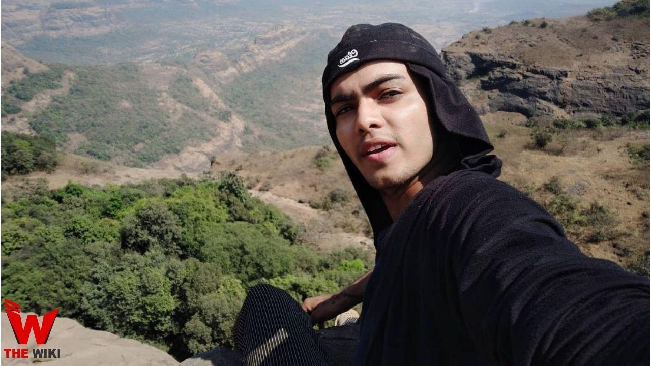 Sparsh Shrivastav (Actor)