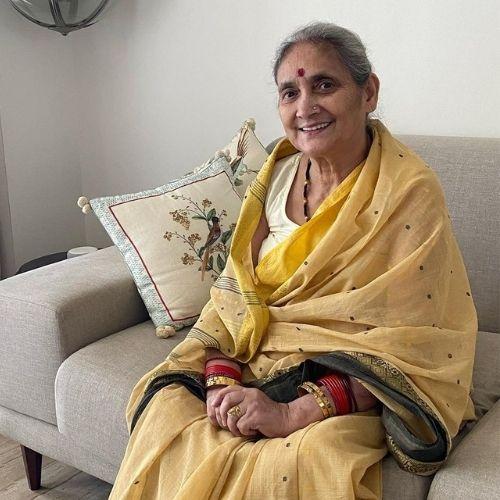 Sukirti Kandpal's Mother