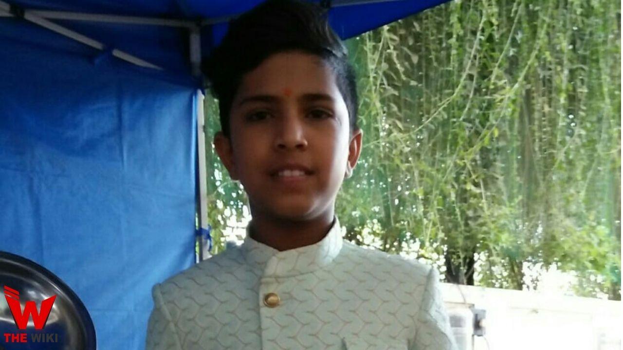 Vansh Wadhwa (Taare Zameen Par)