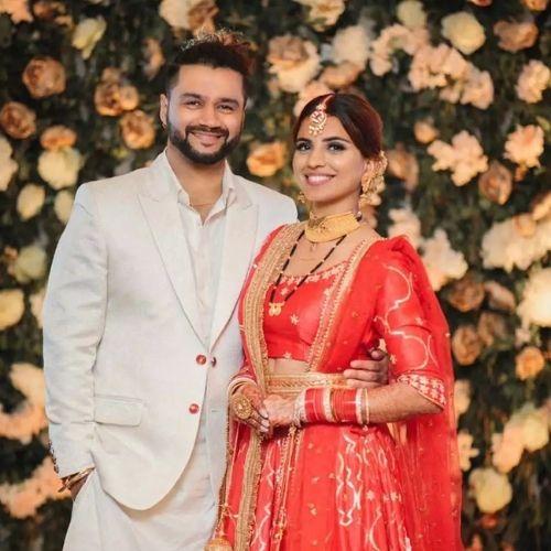 Balraj Syal and Deepti Tuli