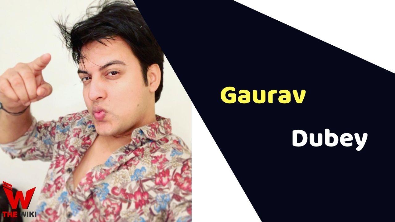 Gaurav Dubey (Comedian)