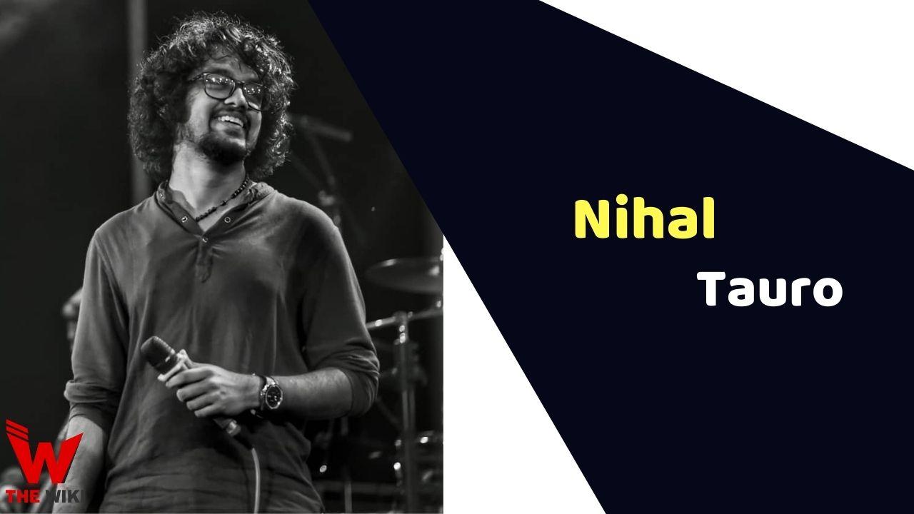 Nihal Tauro (Indian Idol)