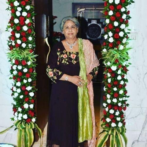 Rajan Shahi Mother