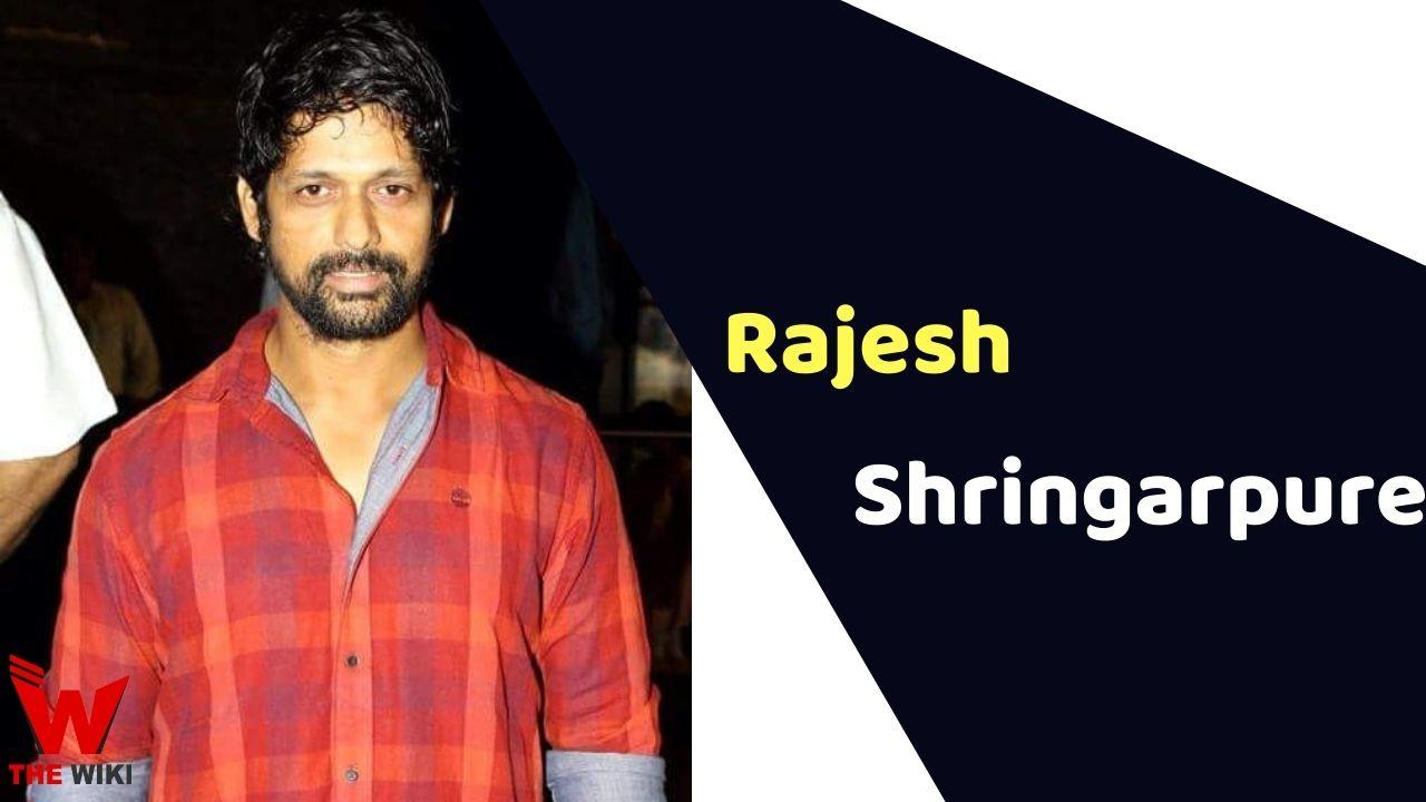 Rajesh Shringarpure (Actor)