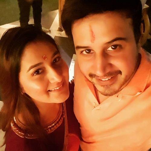 Tarul Swami and Richa Mehta