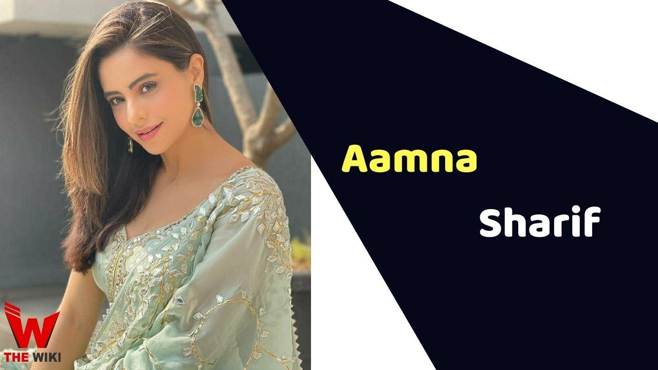 Aamna Sharif (Actress)