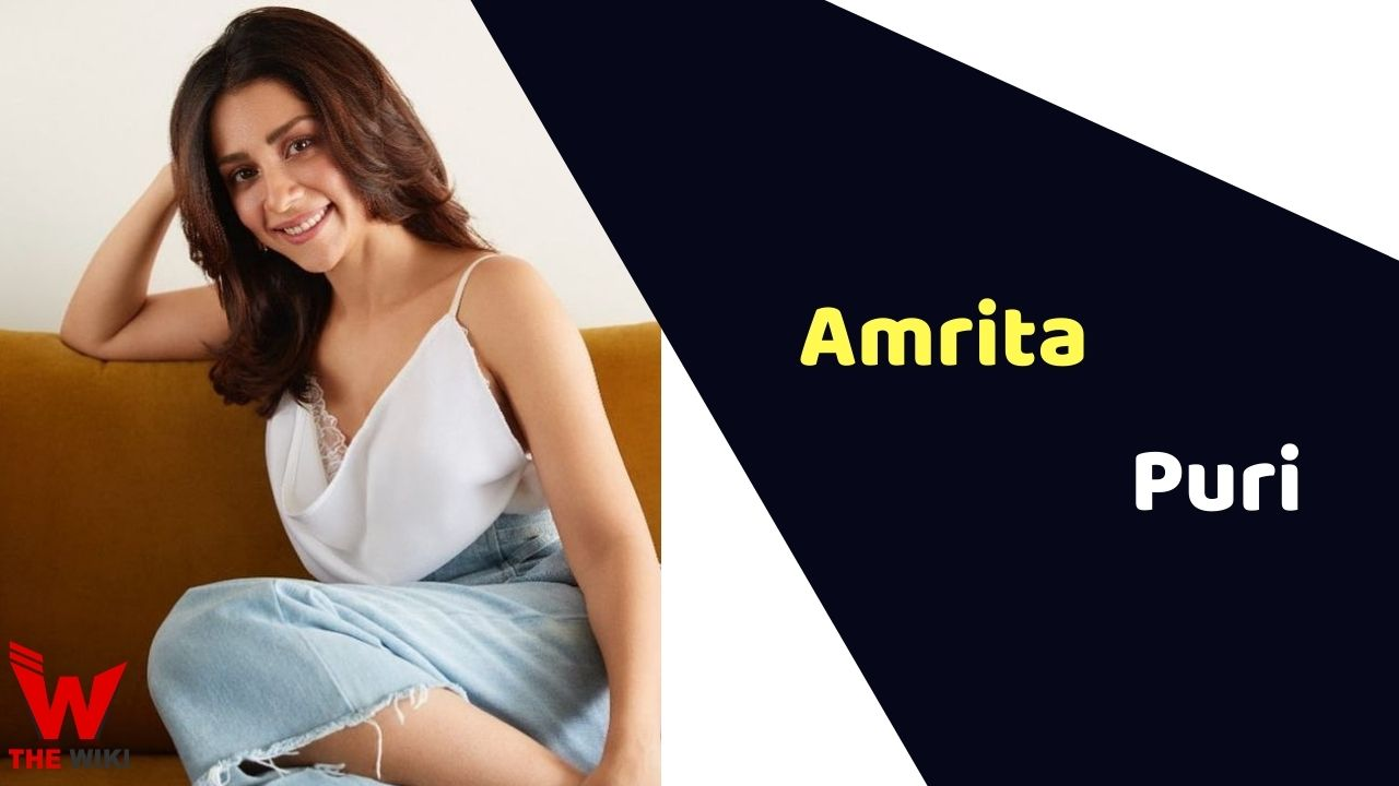 Amrita Puri (Actress)