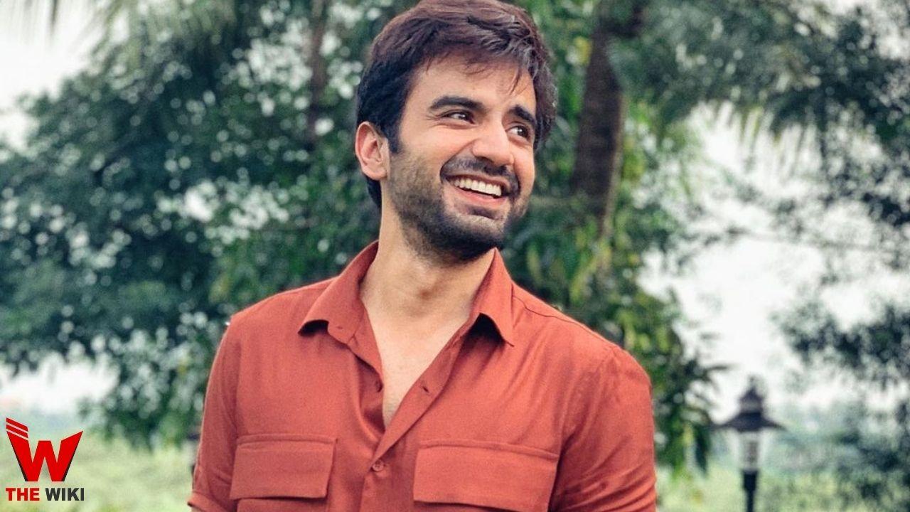 Ayush Mehra (Actor)
