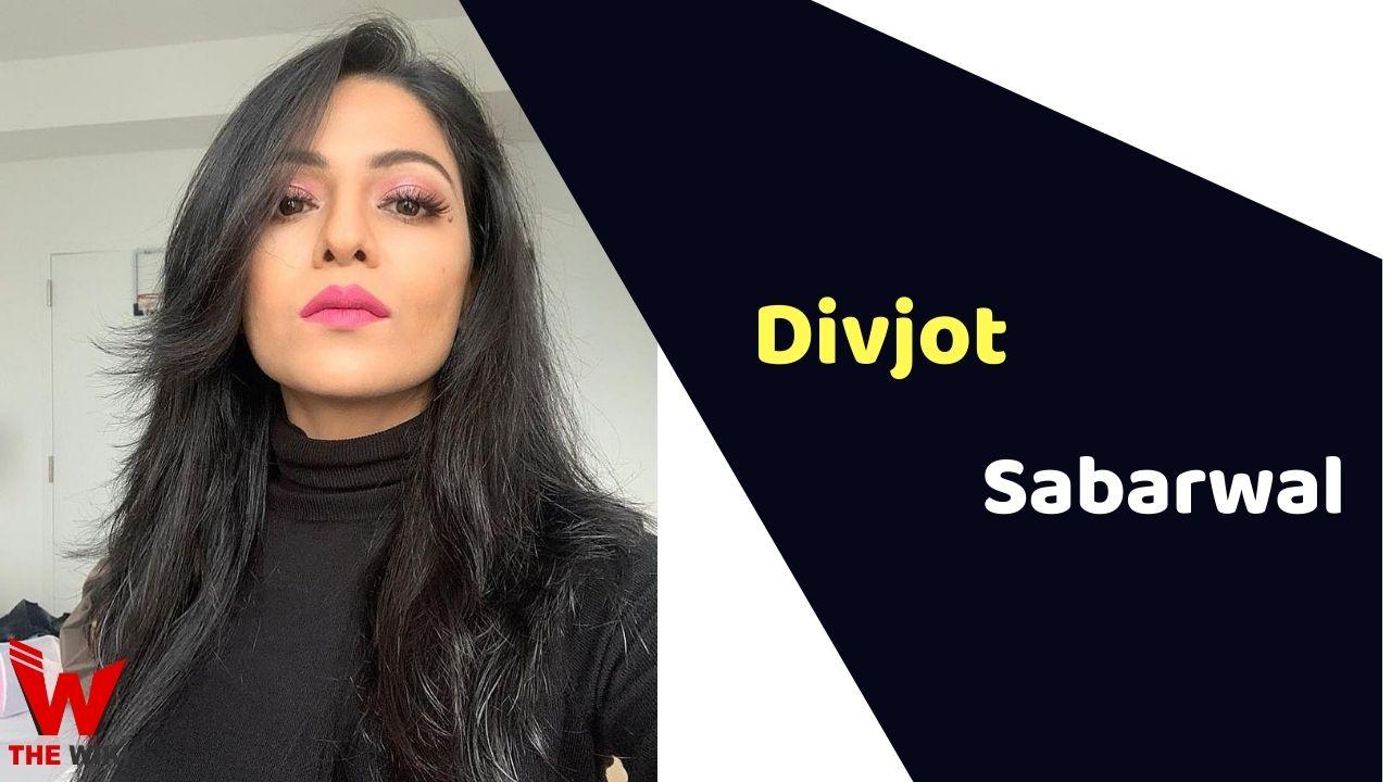 Divjot Sabarwal (Actress)