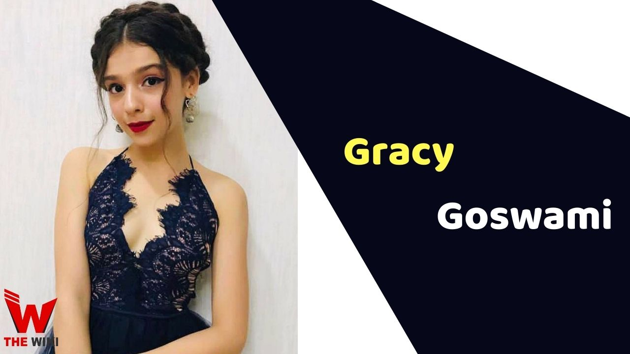 Gracy Goswami (Actress)