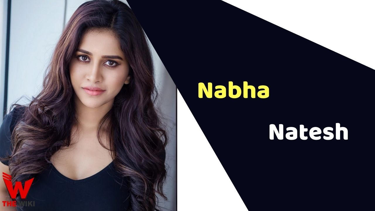 Nabha Natesh (Actress)