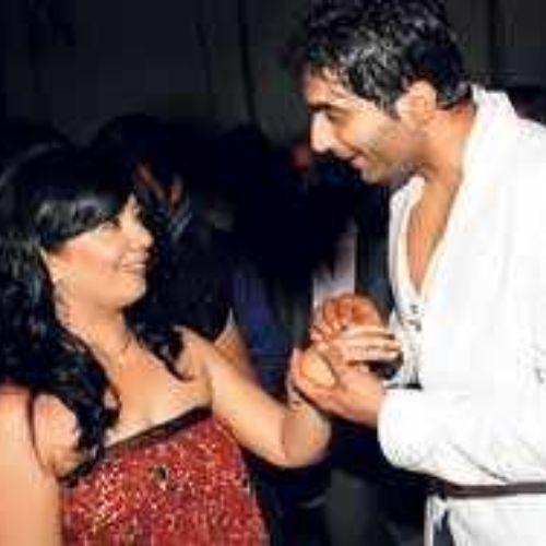 Nikhil Arya and Neha Chhabria