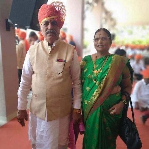 Sagar Amale Parents