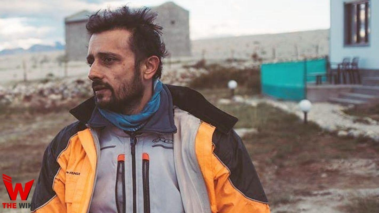 Satyadeep Mishra (Actor)