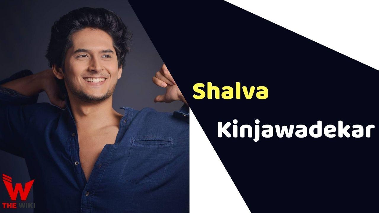 Shalva Kinjawadekar (Actor)