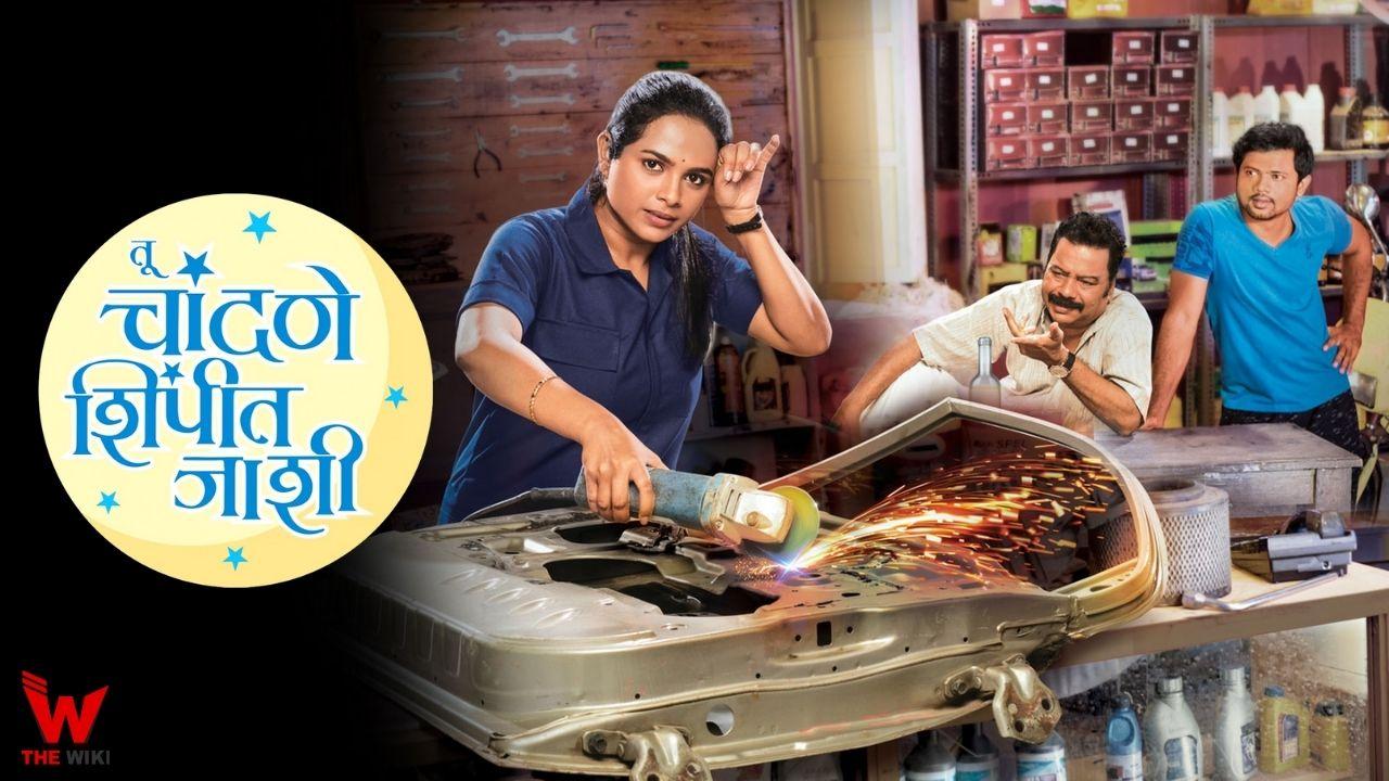 Tu Chandane Shimpit Jashi (Sony Marathi)