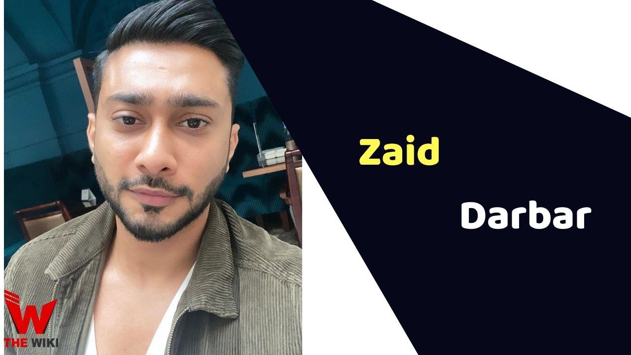 Zaid Darbar (Dancer)