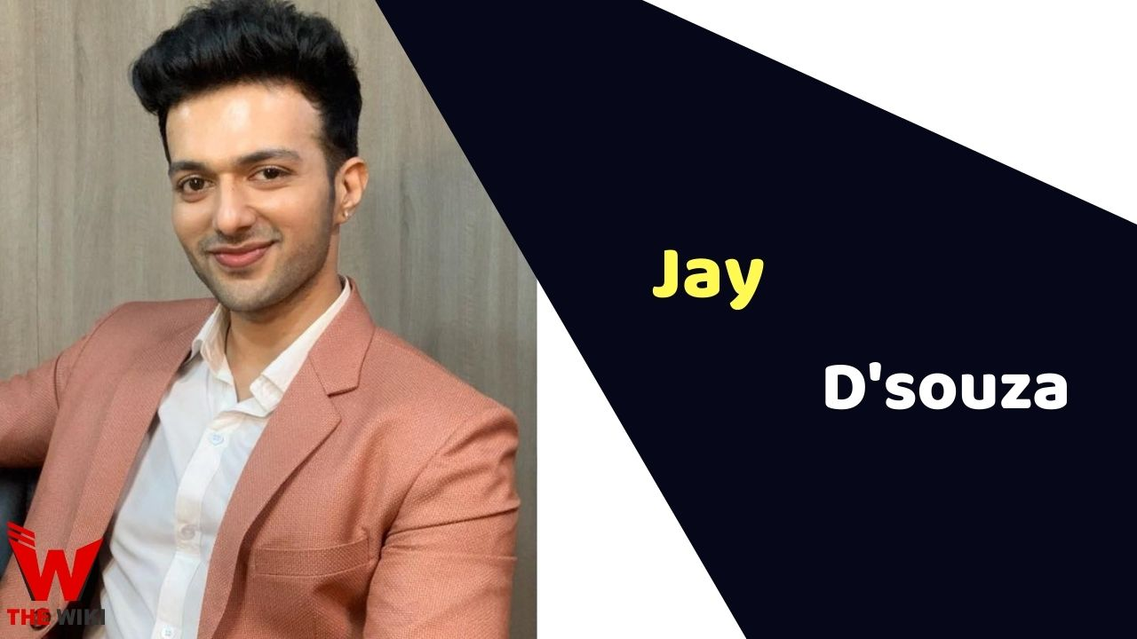 Jay D'souza (Actor)
