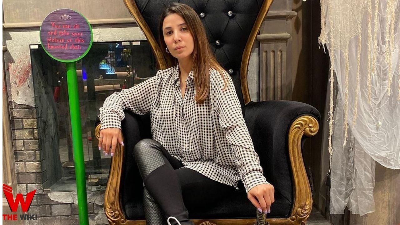 Muskaan Nancy Arora (Actress)