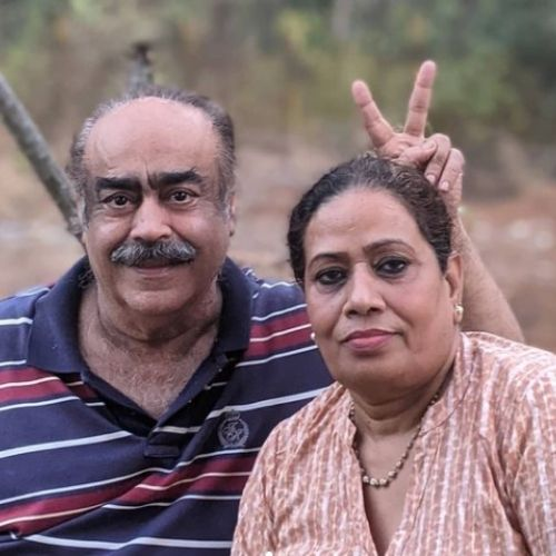 Priya Malik Parents