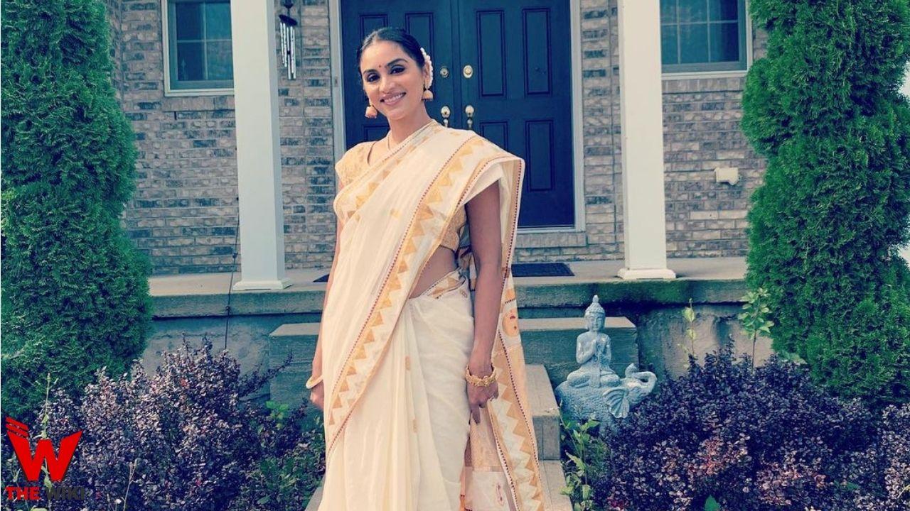 Purbi Joshi (Actress)
