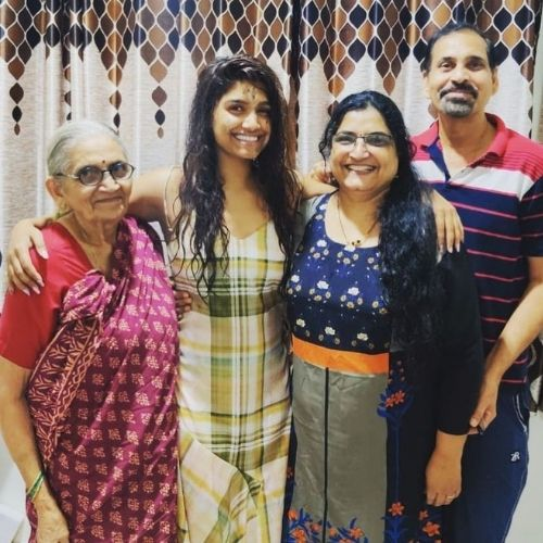 Rasika Sunil Family