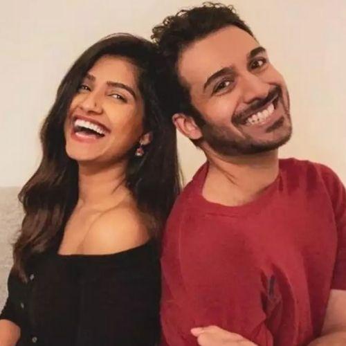 Rasika Sunil and Aditya Bilagi