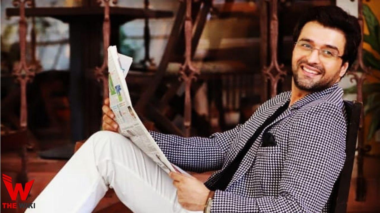 Sachin Shroff (Actor)