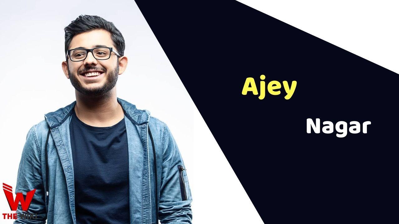 Ajey Nagar (YouTuber)