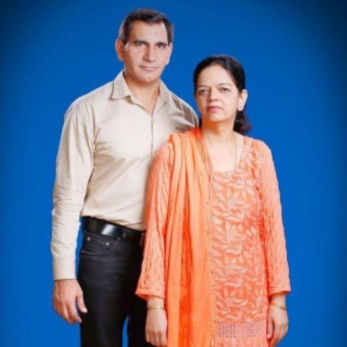 Gulshan Nain Parents