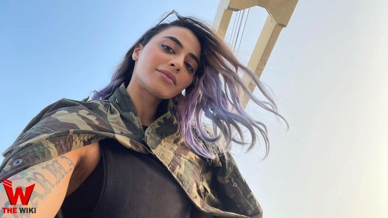 Gurbani Judge (Actress)