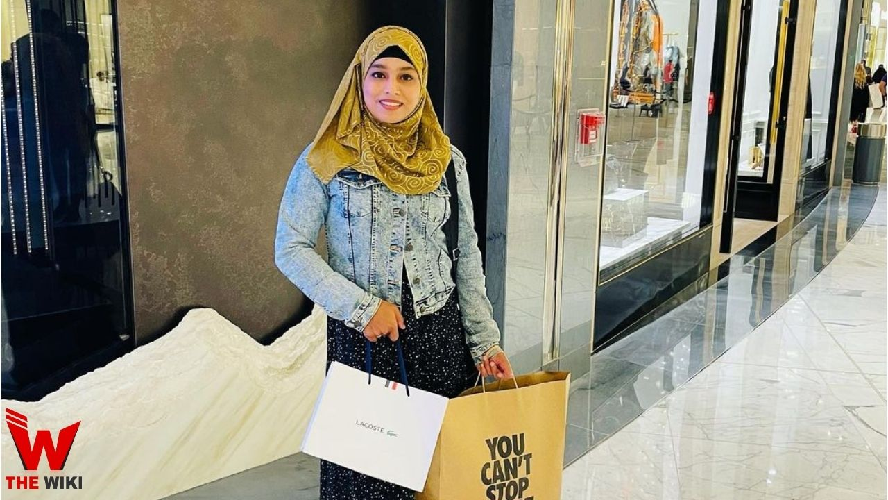 Majiziya Bhanu (Body Builder)