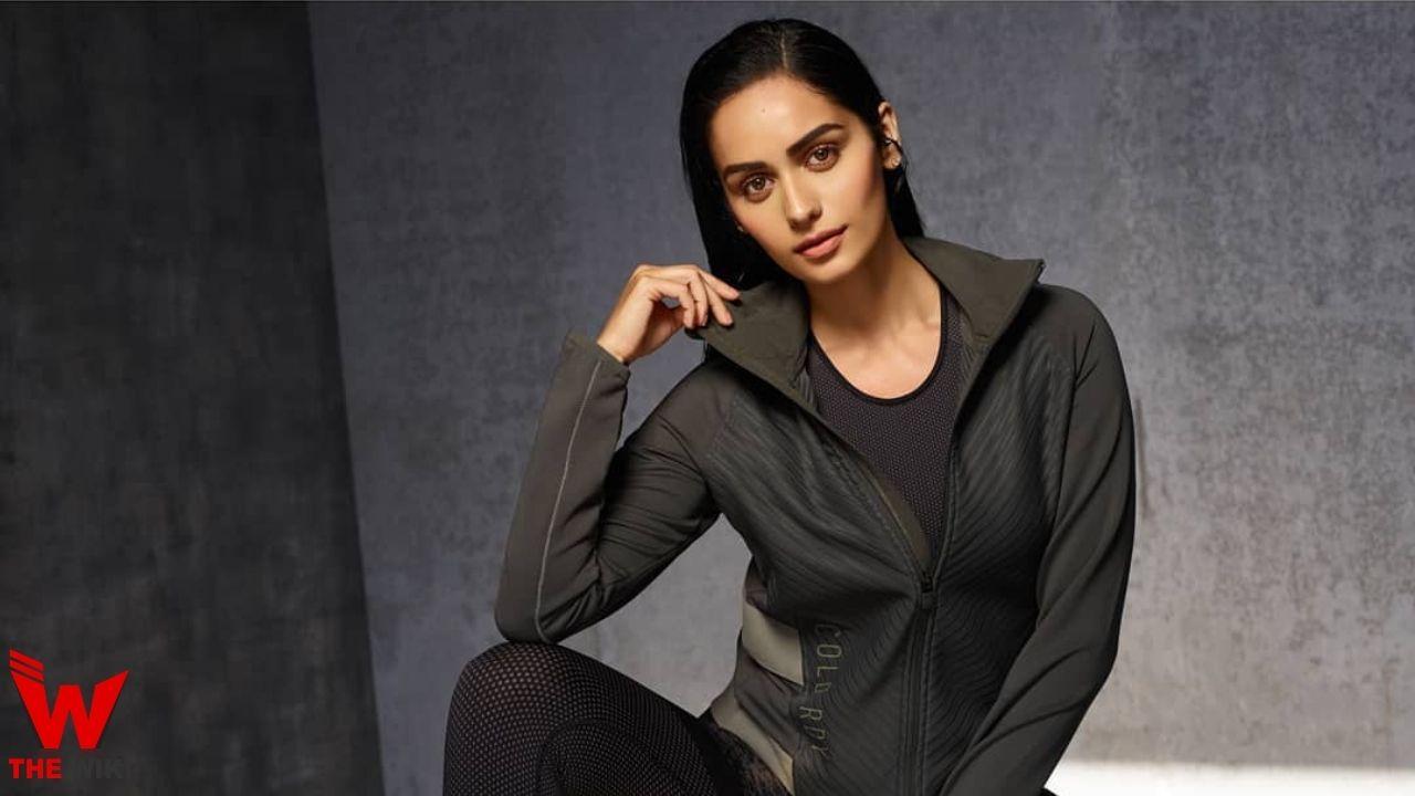 Manushi Chillar (Actress)