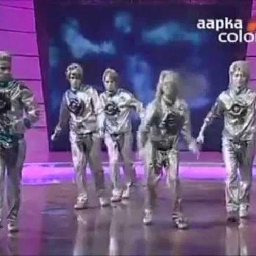 Raghav Juyal in TV show Chak Dhoom Dhoom season 2