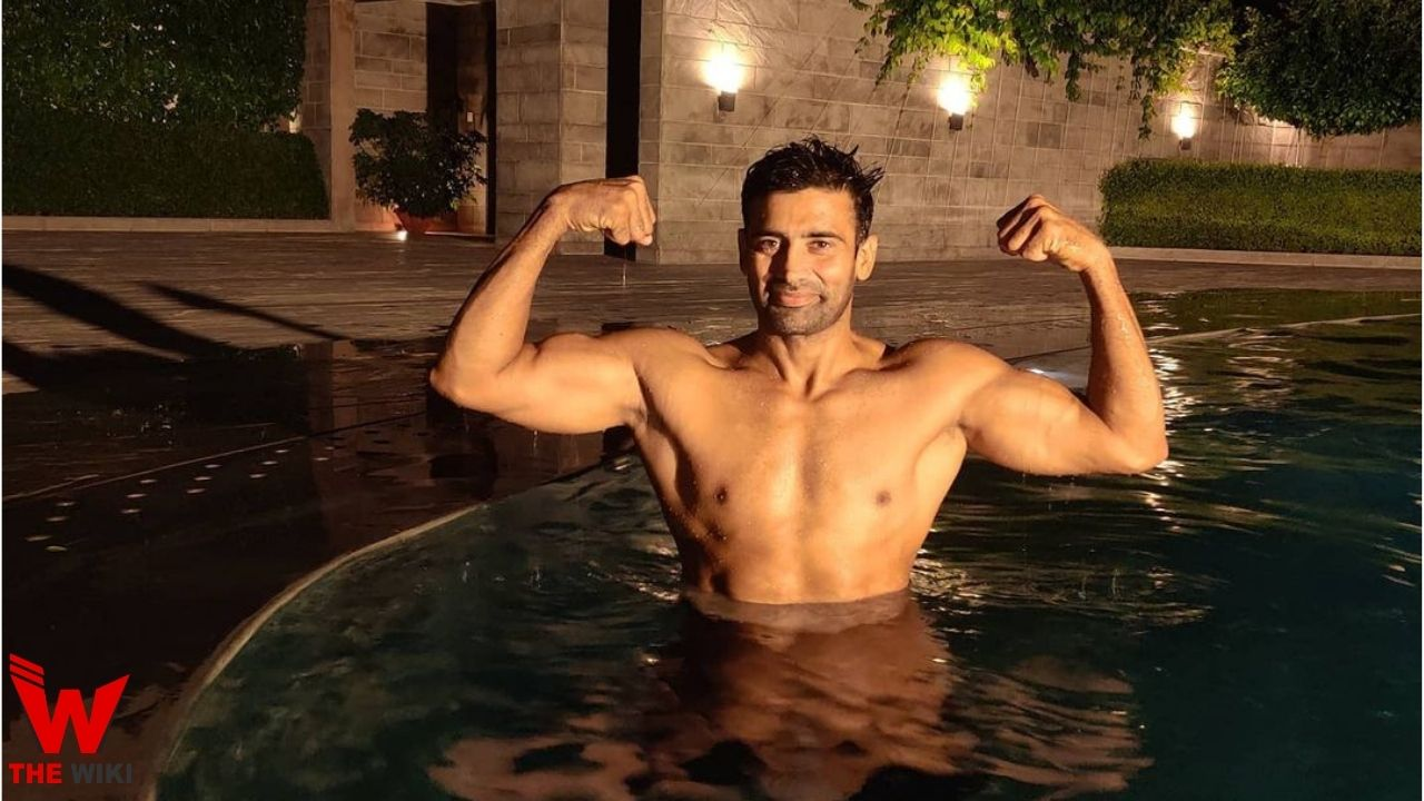 Sangram Singh (Wrestler & Actor)